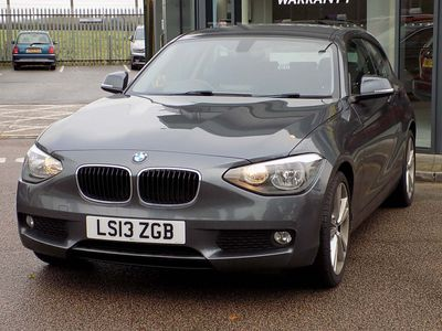 BMW 1 Series Hatchback 1.6 114i SE Sports Hatch 3dr