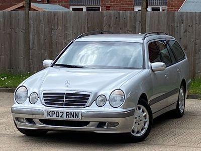 Mercedes-Benz E Class Estate 2.8 E280 Elegance 5dr