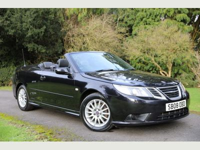 Saab 9-3 Convertible 2.0 T Linear SE 2dr