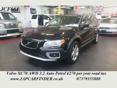 Volvo XC70 Estate 3.2 Auto Petrol £270 year road tax ULEZ