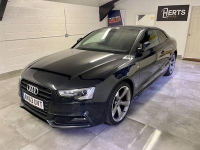Audi A5 Coupe 1.8 TFSI Black Edition 2dr