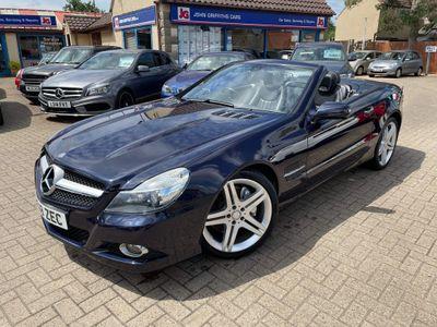 Mercedes-Benz SL Class Convertible 3.5 SL350 7G-Tronic 2dr