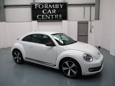 Volkswagen Beetle Hatchback 1.4 TSI BlueMotion Tech Sport (s/s) 3dr
