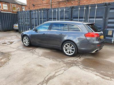 Vauxhall Insignia Estate 2.8 i Turbo V6 24v VXR 4x4 5dr