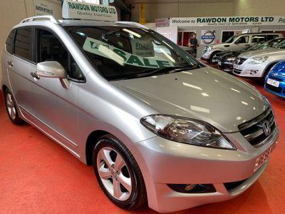 Honda FR-V MPV 1.8 i-VTEC EX 5dr