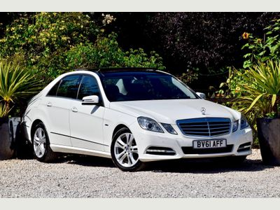 Mercedes-Benz E Class Saloon 2.1 E250 CDI BlueEFFICIENCY Avantgarde 4dr
