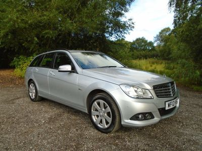 Mercedes-Benz C Class Estate 1.8 C180 BlueEFFICIENCY SE G-Tronic 5dr
