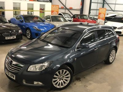 Vauxhall Insignia Estate 2.0 i 16v Turbo Elite 4x4 5dr
