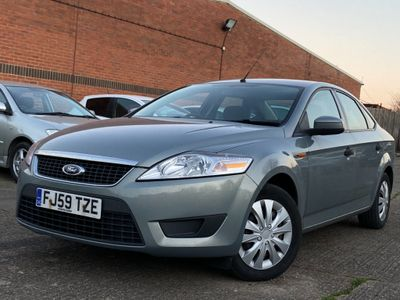 Ford Mondeo Saloon 1.6 Edge 4dr