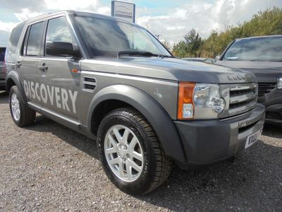 Land Rover Discovery 4 Other 2.7 TD V6 XS Panel Van 5dr