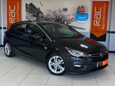 Vauxhall Astra Hatchback 1.6 CDTi ecoFLEX SRi Nav (s/s) 5dr