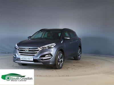 Hyundai Tucson SUV 2.0 CRDi Premium SE Auto 4WD 5dr