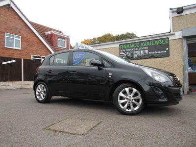 Vauxhall Corsa Hatchback 1.0 i ecoFLEX 12v Excite 5dr (a/c)