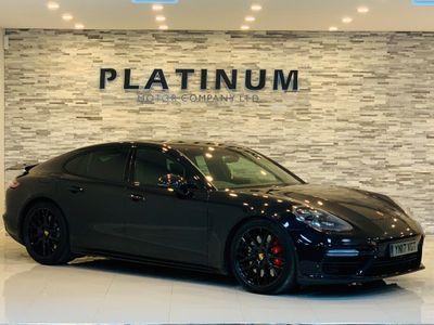 Porsche Panamera Hatchback 4.0T V8 Turbo PDK 4WD (s/s) 4dr