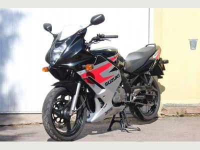 Suzuki GS500F Sports Tourer 500