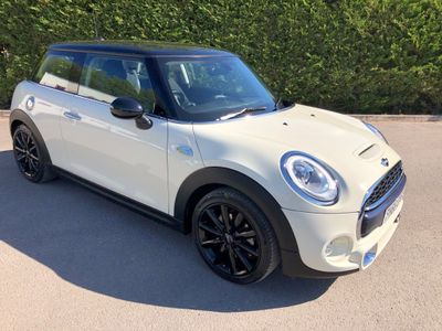 MINI Hatch Hatchback 2.0 Cooper SD (s/s) 3dr