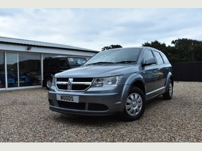 DODGE JOURNEY SUV 2.0 CRD SE 5dr