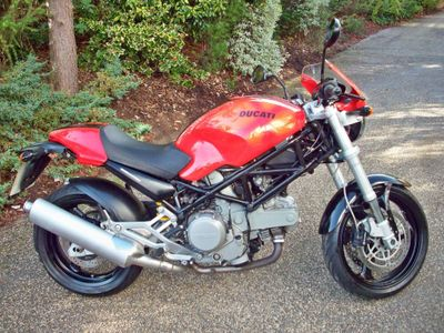 DUCATI MONSTER Naked 620