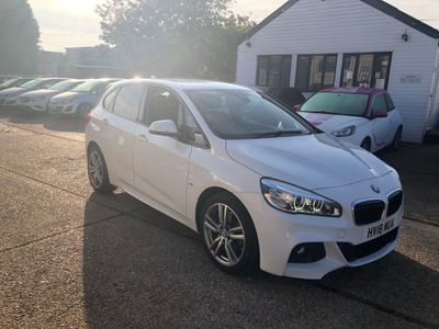 BMW 2 SERIES ACTIVE TOURER MPV 1.5 216d M Sport Active Tourer DCT (s/s) 5dr