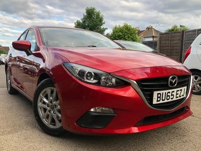 Mazda Mazda3 Hatchback 2.0 SKYACTIV-G SE Nav 5dr