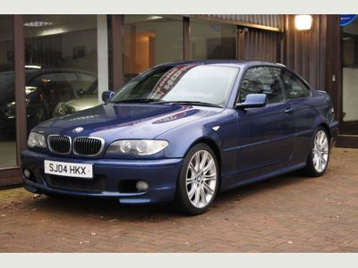 BMW 3 Series Coupe 3.0 330Ci Sport 2dr