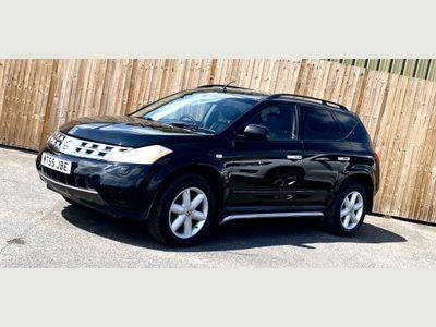 Nissan Murano SUV 3.5 V6 Xtronic CVT 5dr