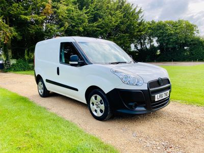 Fiat Doblo Panel Van 1.3 JTD MultiJet 16v Panel Van 4dr
