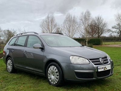Volkswagen Golf Estate 1.9 TDI DPF S 5dr