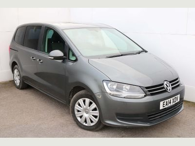 Volkswagen Sharan MPV 2.0 TDI BlueMotion Tech S (s/s) 5dr