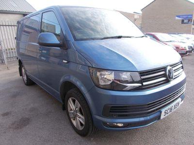 Volkswagen Transporter Panel Van 2.0 BiTDI T30 BlueMotion Tech Highline DSG FWD SWB EU5 (s/s) 5dr