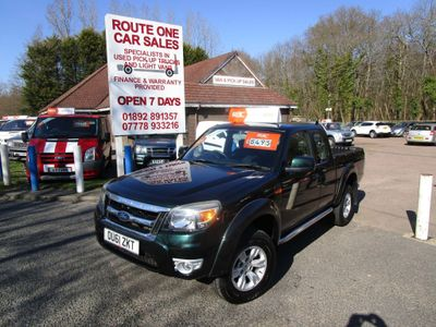 Ford Ranger Pickup 2.5 TDCi XLT Regular Cab Pickup 4x4 4dr
