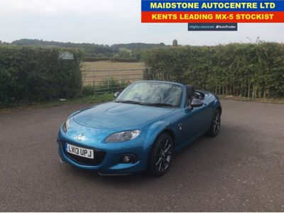 Mazda MX-5 Coupe 2.0 Sport Graphite Roadster 2dr