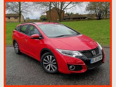 Honda Civic Estate 1.6 i-DTEC SE Plus (Navi) Tourer (s/s) 5dr