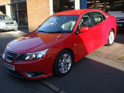Saab 9-3 Saloon 1.9 TTiD Turbo Edition 4dr