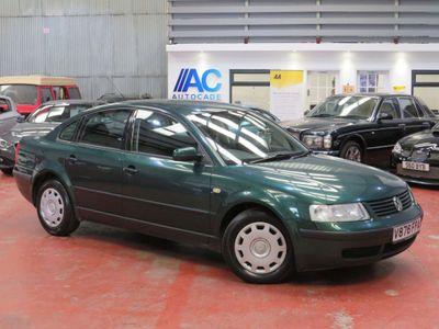 Volkswagen Passat Saloon 1.8 20v S 4dr