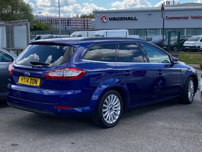 Ford Mondeo Estate 2.0 TDCi ECO Zetec Business 5dr
