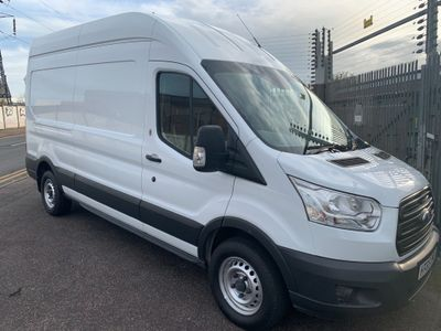 Ford Transit Panel Van 350 2.2TDCi L3 H3 (LWB HIGH ROOF)