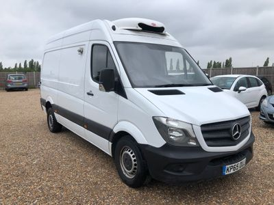 Mercedes-Benz Sprinter Panel Van 2.1 CDI 313 Refrigerated Van 2dr MWB