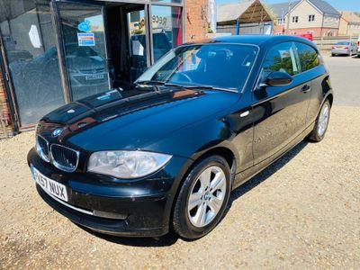 BMW 1 Series Hatchback 1.6 116i SE 3dr