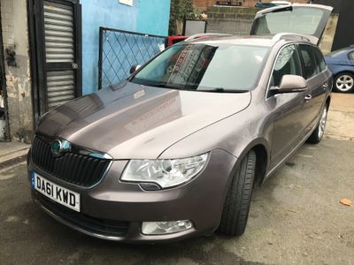 SKODA Superb Estate 1.8 TSI SE DSG 5dr