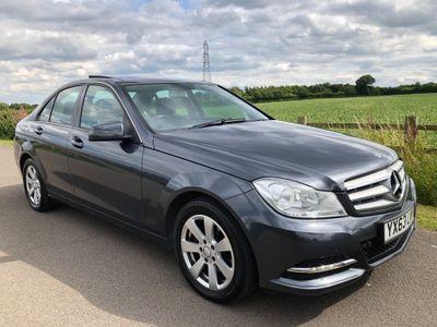 Mercedes-Benz C Class Saloon 2.1 C200 CDI SE (Executive) 7G-Tronic Plus 4dr