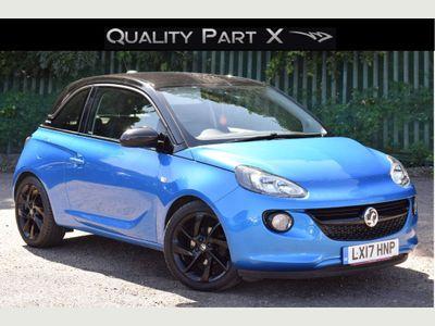 Vauxhall ADAM Hatchback 1.2i ecoFLEX ENERGISED (s/s) 3dr