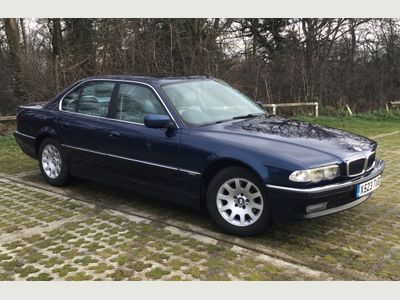 BMW 7 Series Saloon 2.8 728i Sport 4dr