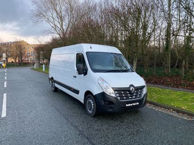 Renault Master Panel Van 2.3 dCi ENERGY 35 Business FWD LWB Medium Roof EU6 (s/s) 5dr