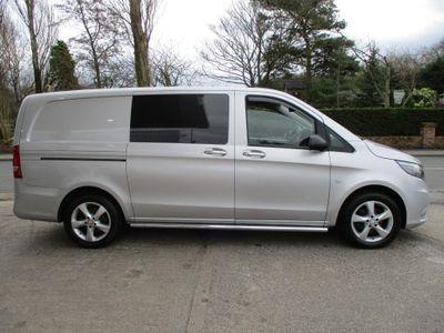 Mercedes-Benz Vito Other 2.1 116 CDi BlueTEC Sport Crew Van RWD L2 EU6 (s/s) 5dr