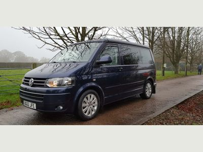 Volkswagen California Unlisted CALIFORNIA SE TDI 180 PS SWB