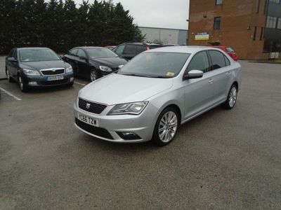 SEAT Toledo Hatchback 1.6 TDI Style Advanced (s/s) 5dr