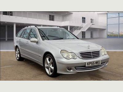 Mercedes-Benz C Class Estate 1.8 C200 Kompressor Avantgarde SE 5dr