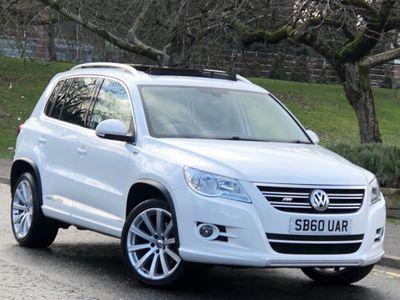 Volkswagen Tiguan SUV 2.0 TDI R-Line DSG 4WD 5dr