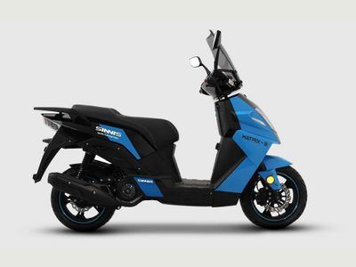 Sinnis Matrix Scooter 125 II 125